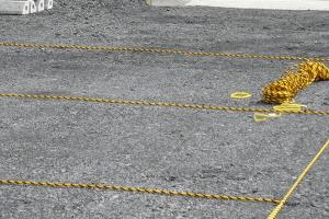 区画用ロープ(トラロープ)